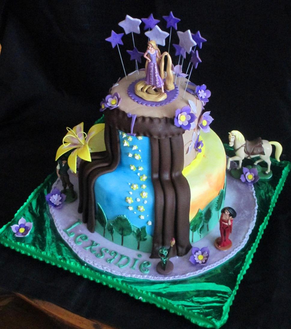 Disney Cakes Happy Th