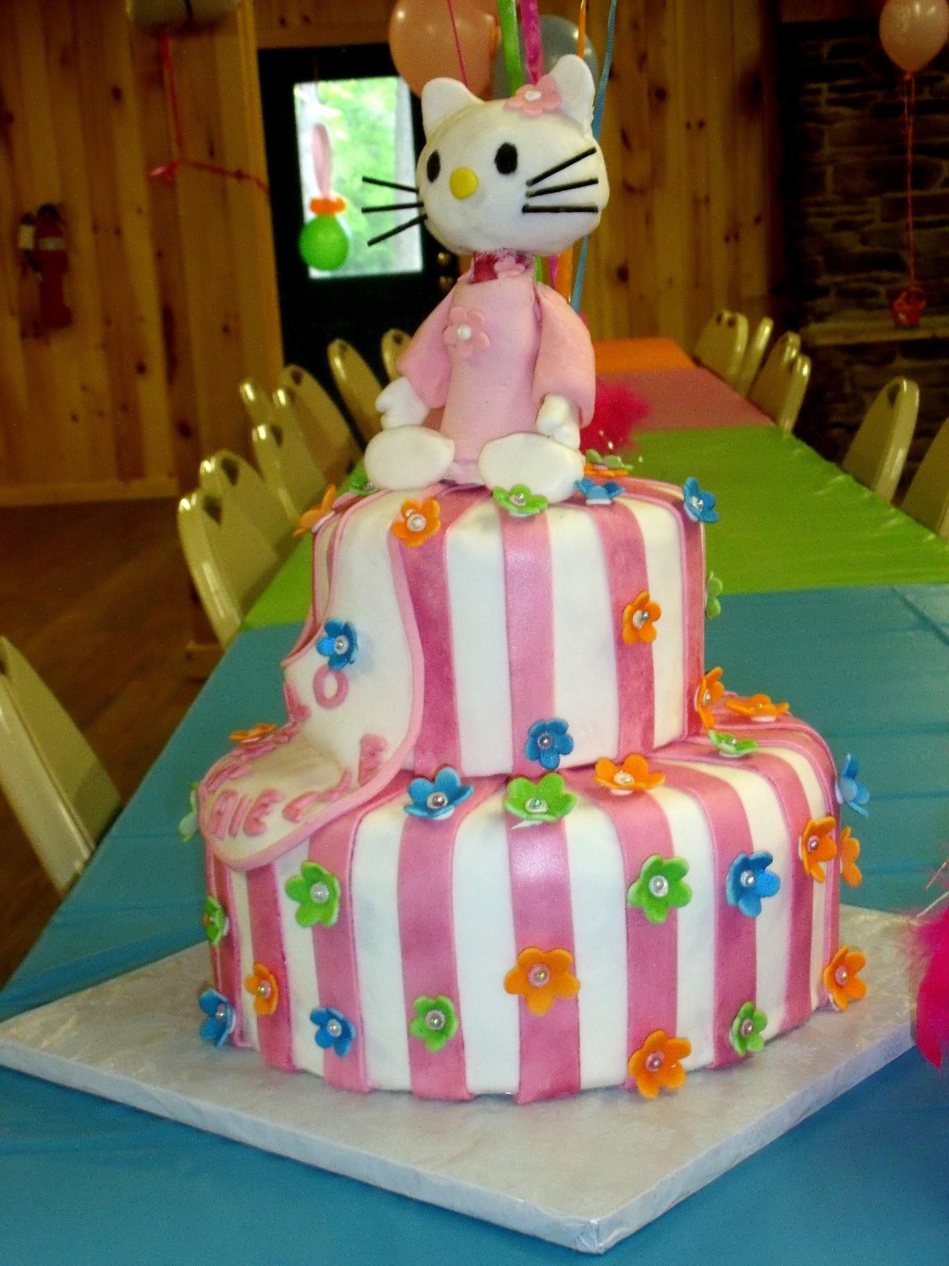 Hello Kitty Baby Shower Cake View 2. View Full Size · View Slideshow.
