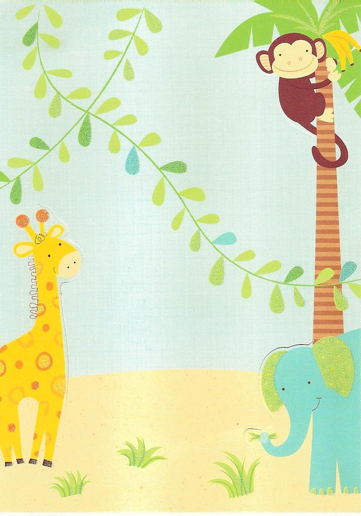 Jungle Invitation Template with perfect invitation template