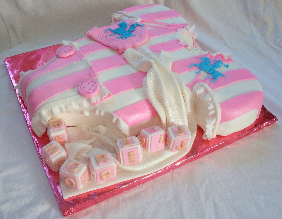 Baby Shower Cakes St Louis
