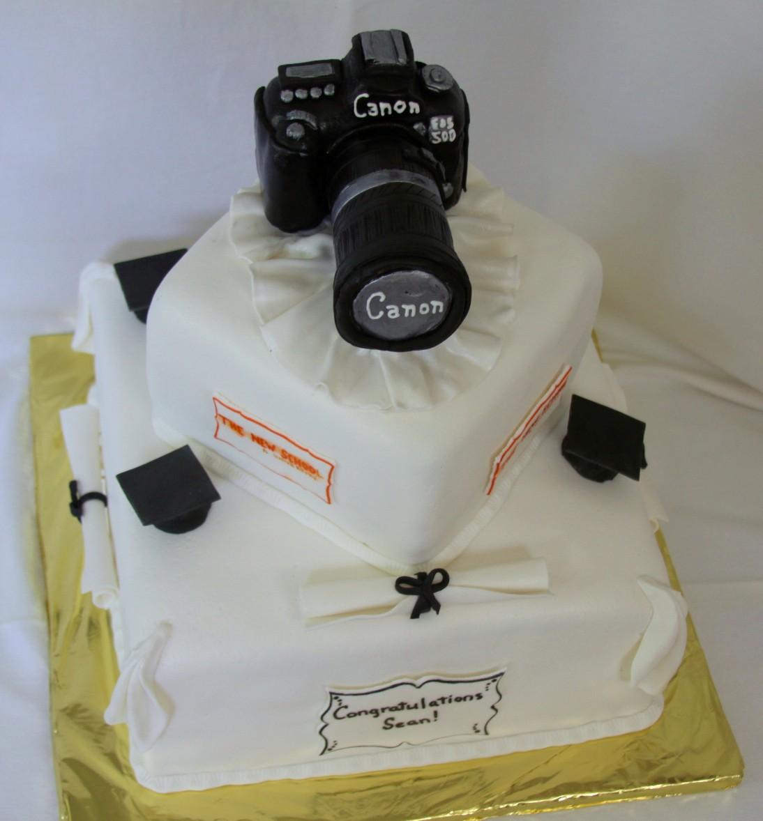 Graduation Cakes Photography