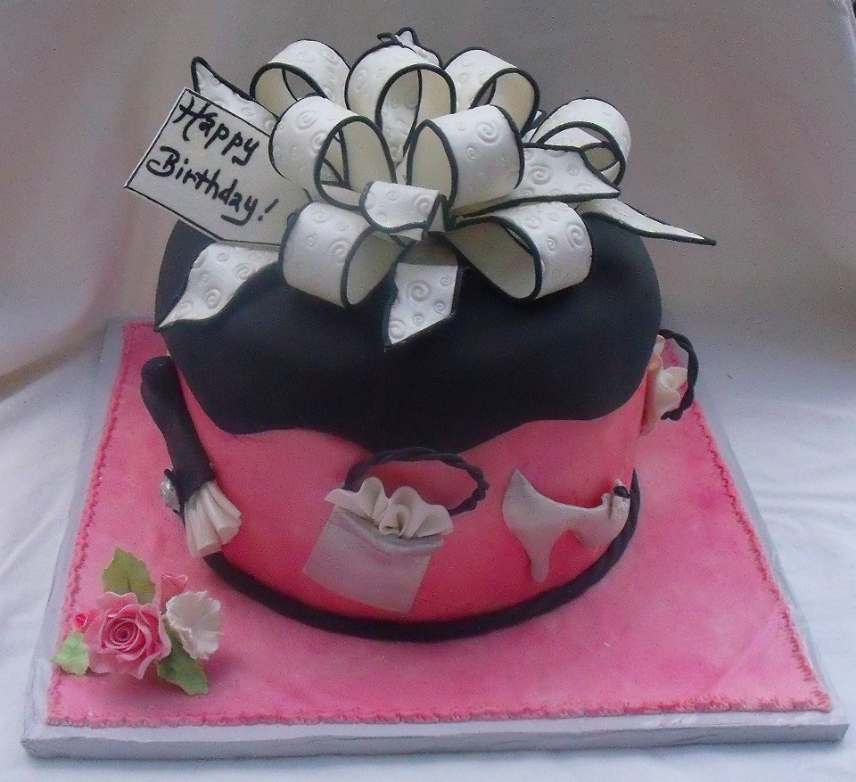 Sweet  Birthday Cakes Without Fondant