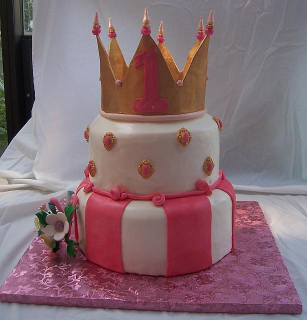 Princess Cake Without Plaque