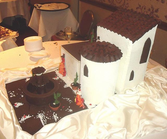 2010 Chocolate Ball Creation For Epilepsy Fundraiser Event In Rochester, NY Side View 1