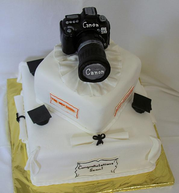 Graduation Cakes Photography
