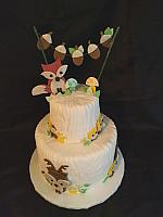 WoodlandsThemeBabyShowerCakeMain1