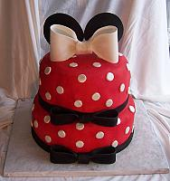 Minnie Mouse Cake Main view