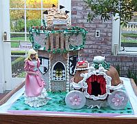 2007 Eastman Gingerbread creation