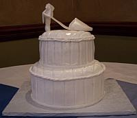 Bridal Shower cake for Deanna Moroni